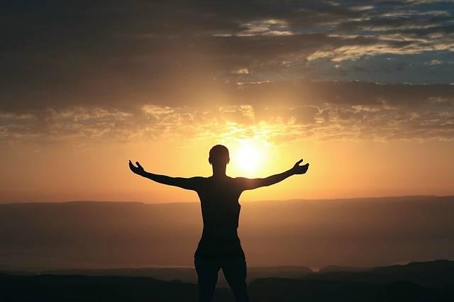 Morning Sunrise Woman - Free photo on Pixabay (257354)
