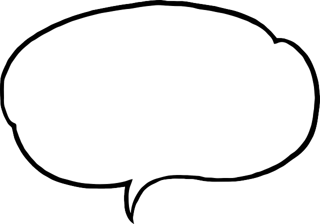 Bubble Speech Comment - Free vector graphic on Pixabay (257398)