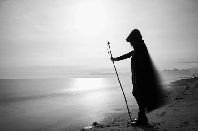 Sanar Black And White Portrait - Free photo on Pixabay (257669)