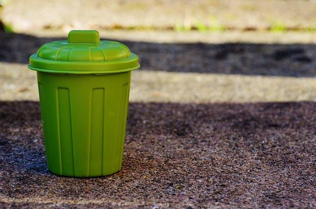 Garbage Can Bucket - Free photo on Pixabay (258659)