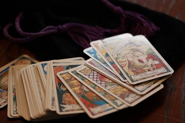 Tarot Cards Magic - Free photo on Pixabay (260200)