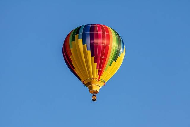 Hot Air Balloon Aircraft - Free photo on Pixabay (261869)