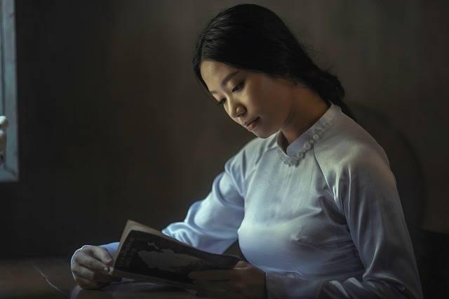 Asian Woman Girl - Free photo on Pixabay (264648)
