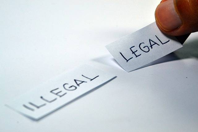 Legal Illegal Choose - Free photo on Pixabay (265617)