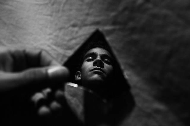 Mirror Man Darkness - Free photo on Pixabay (266577)