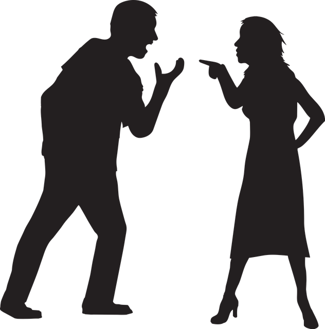 Silhouette Couple People Man - Free vector graphic on Pixabay (268922)
