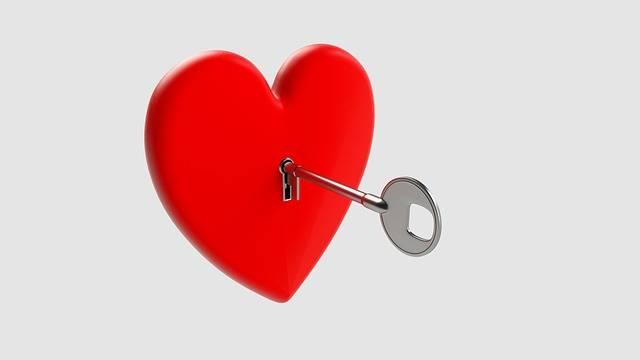 Key Heart Love - Free image on Pixabay (268941)