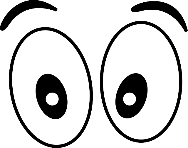 Eyes Surprise Wow - Free vector graphic on Pixabay (269017)