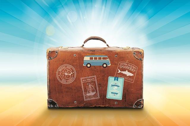 Luggage Vacations Travel - Free photo on Pixabay (273762)