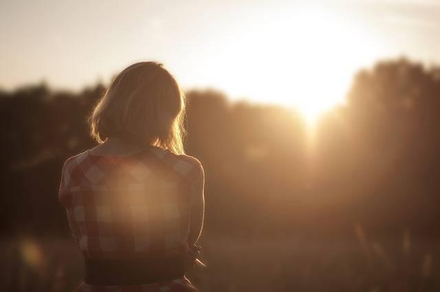 Sunset Alone Thinking - Free photo on Pixabay (275217)