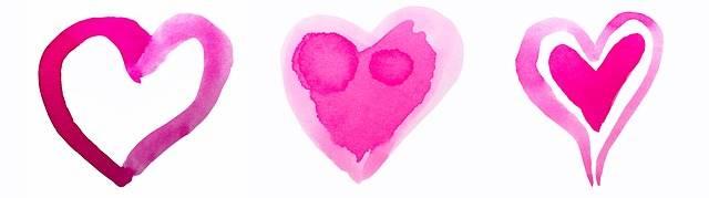 Heart Watercolor Watercolour - Free photo on Pixabay (275412)