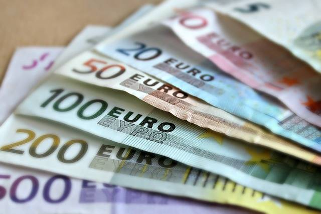 Bank Note Euro Bills Paper - Free photo on Pixabay (277100)