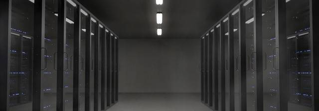 Server Space The Room - Free photo on Pixabay (278922)