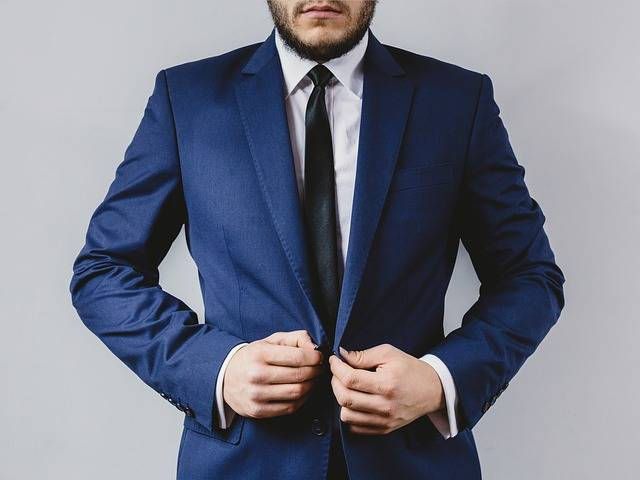 Suit Tie Blazer - Free photo on Pixabay (281478)