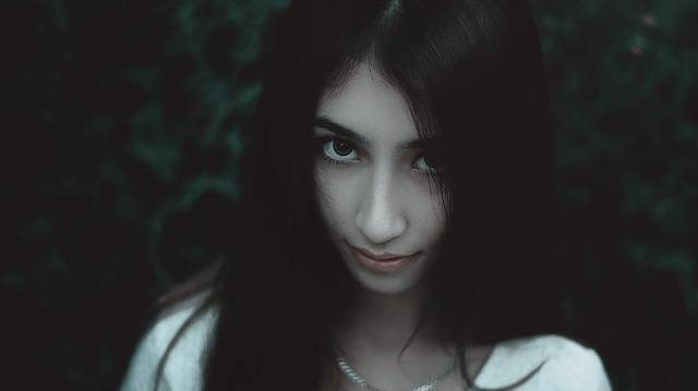 Portrait Girl Gloominess - Free photo on Pixabay (283553)