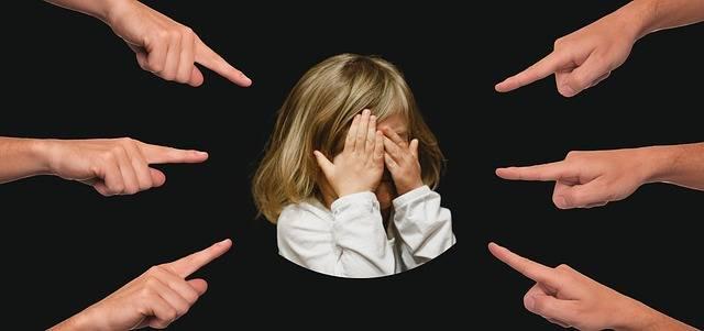 Bullying Child Finger - Free photo on Pixabay (285150)