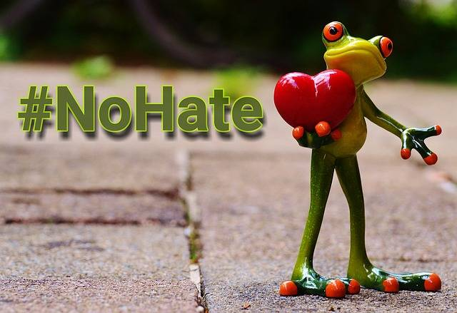 No Hate Action Against - Free photo on Pixabay (292811)