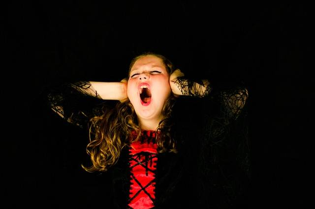 Scream Child Girl - Free photo on Pixabay (296065)