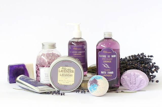 Lavender Products Soap Body - Free photo on Pixabay (296906)