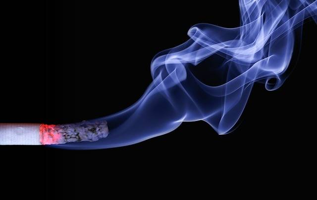 Cigarette Smoke Embers - Free photo on Pixabay (299384)
