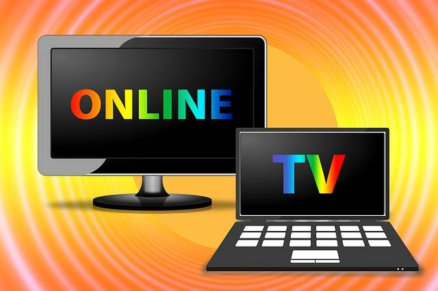 Watch Tv Online - Free image on Pixabay (300433)