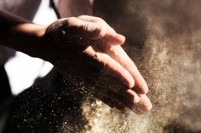 Hands Clapping Dust - Free photo on Pixabay (300604)