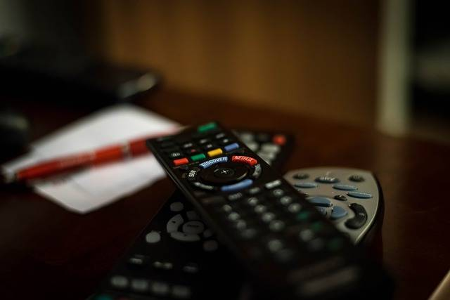 Remote Control Tv Television - Free photo on Pixabay (302733)