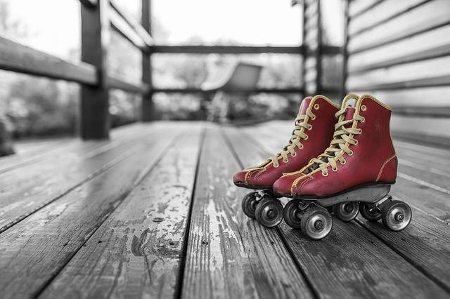 Roller Skates Rollerblades Roll - Free photo on Pixabay (302948)
