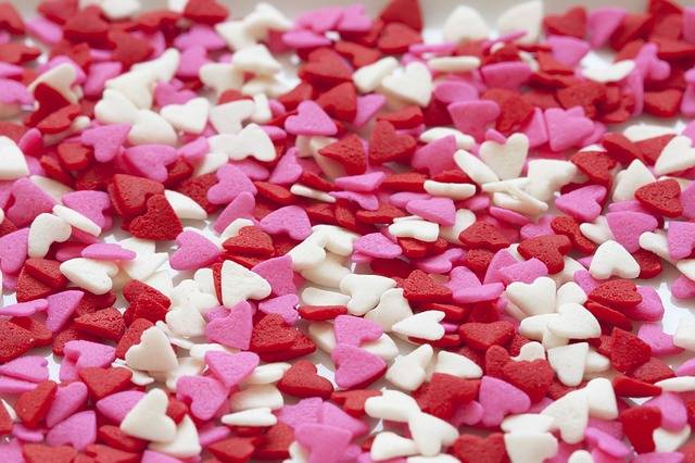 Hearts Background Red - Free photo on Pixabay (303379)
