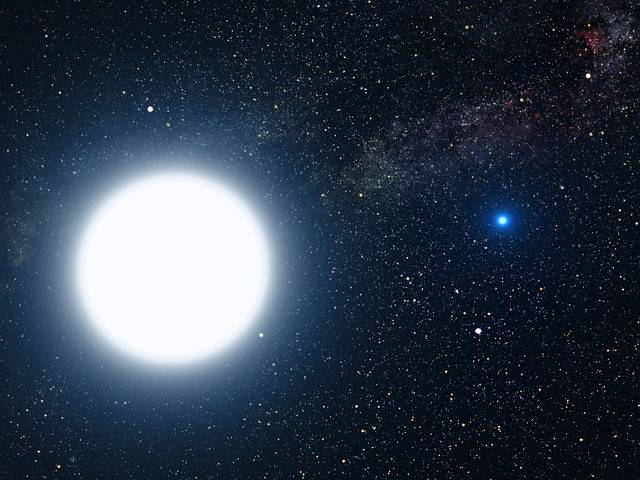 Star Sun White Dwarf - Free photo on Pixabay (304536)