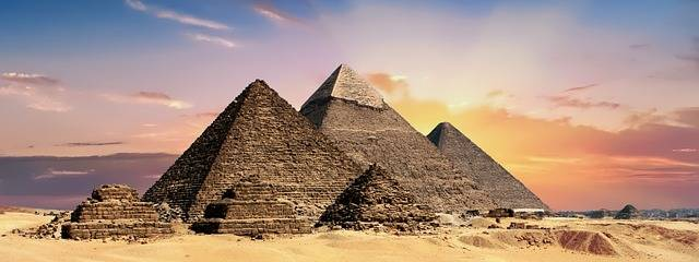 Pyramids Egypt Egyptian - Free photo on Pixabay (305061)