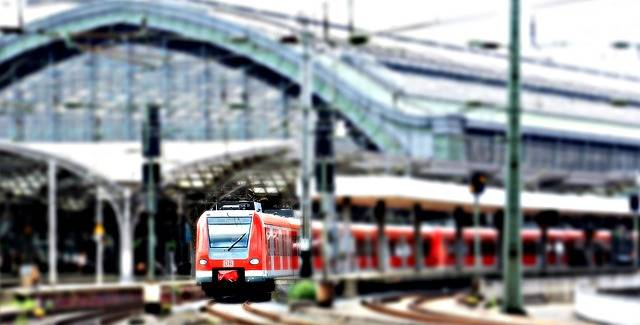 Cologne Central Station Railway - Free photo on Pixabay (306886)