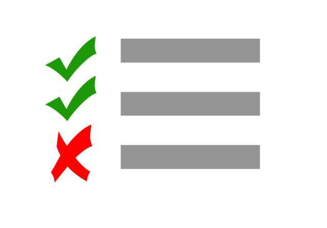 Checklist Test Check - Free image on Pixabay (307351)