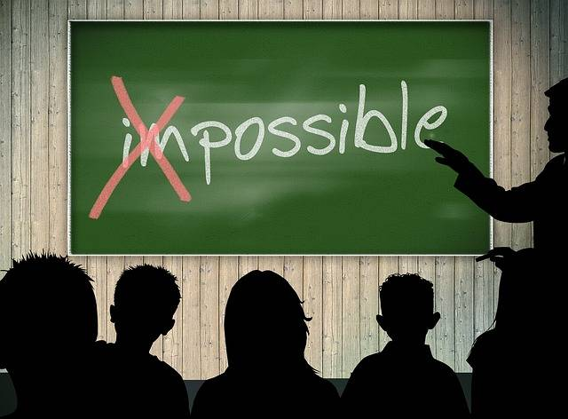 Possible Impossible Opportunity - Free image on Pixabay (310524)