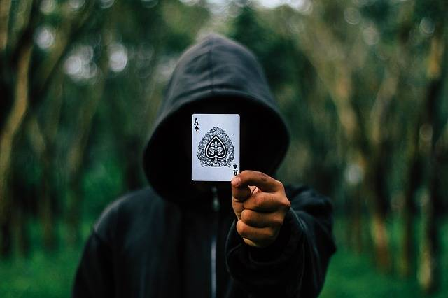 Ace Cards Hooded - Free photo on Pixabay (310573)