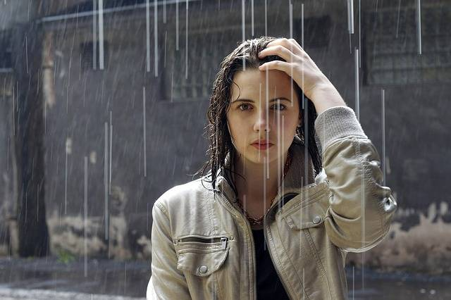 Adult Rain Woman - Free photo on Pixabay (313667)