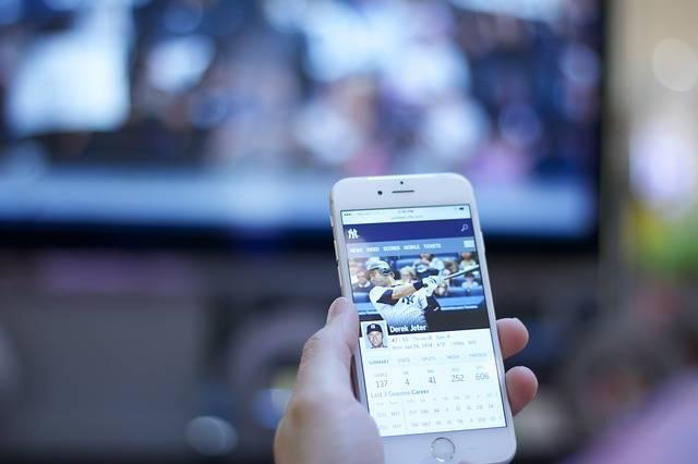 Iphone 6 Tv Social - Free photo on Pixabay (315740)