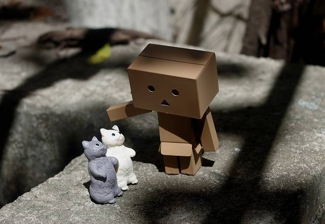 Danbo Outdoor Toy - Free photo on Pixabay (315792)