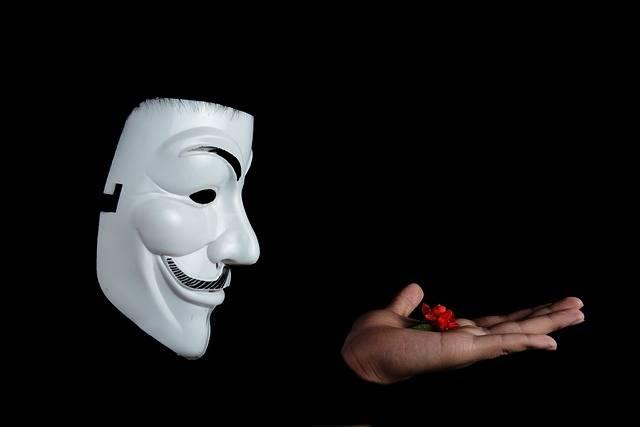 Anonymous Studio Figure - Free photo on Pixabay (317789)