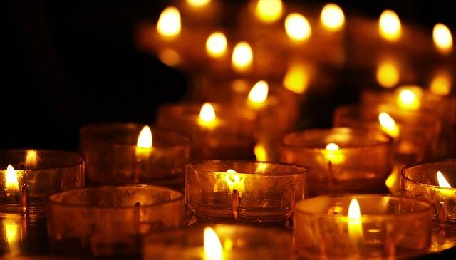 Tea Lights Candles Candlelight - Free photo on Pixabay (318535)
