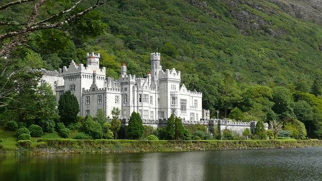 Kylemore Abbey Ireland - Free photo on Pixabay (318785)