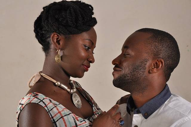 Couple African Love - Free photo on Pixabay (320317)