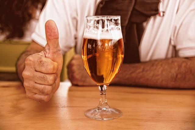 Glass Of Beer - Free photo on Pixabay (322742)