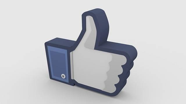 Like Facebook 3D Social - Free image on Pixabay (323391)