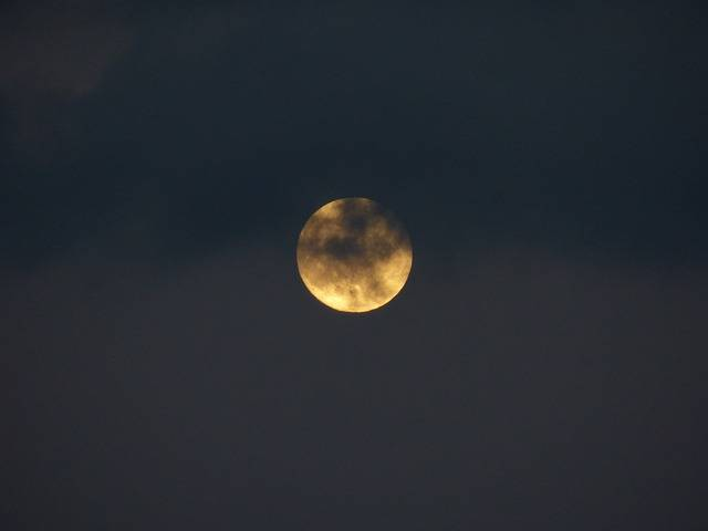 Moon Full Super - Free photo on Pixabay (325509)