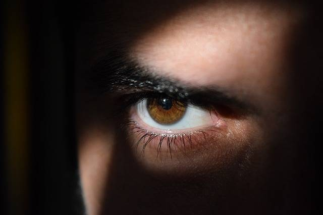 Eye Eyes Dark - Free photo on Pixabay (325700)