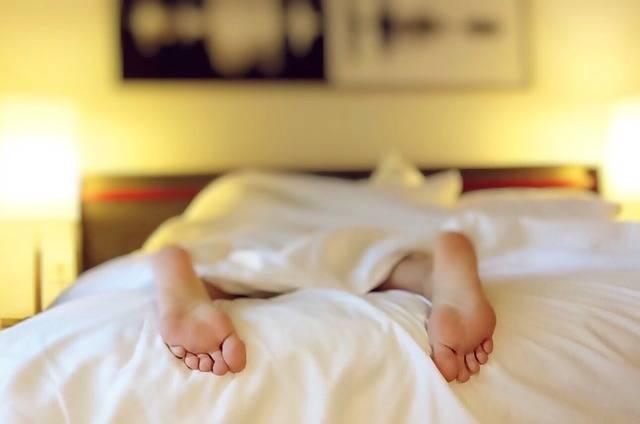 Sleeping Tired Bed - Free photo on Pixabay (329223)