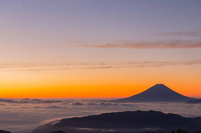 Mt Fuji Volcano Japan - Free photo on Pixabay (333402)