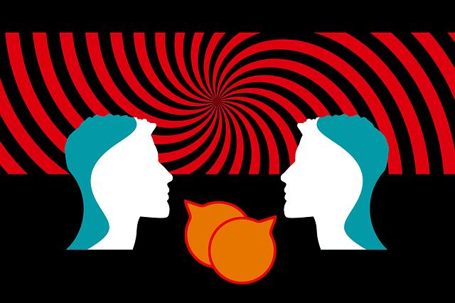 Design Face Dialogue - Free image on Pixabay (337319)