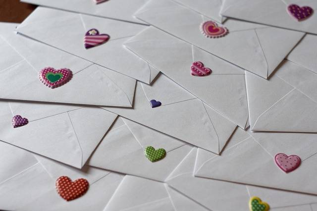 Envelope Letters Love - Free photo on Pixabay (339417)